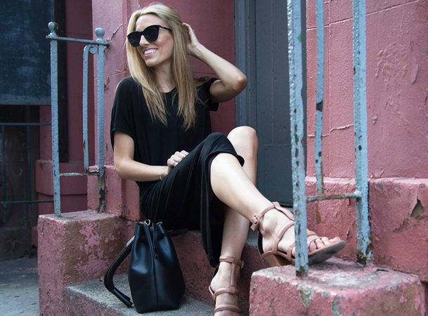 EVERYDAY LBD // LISA DICICCO CAHUE