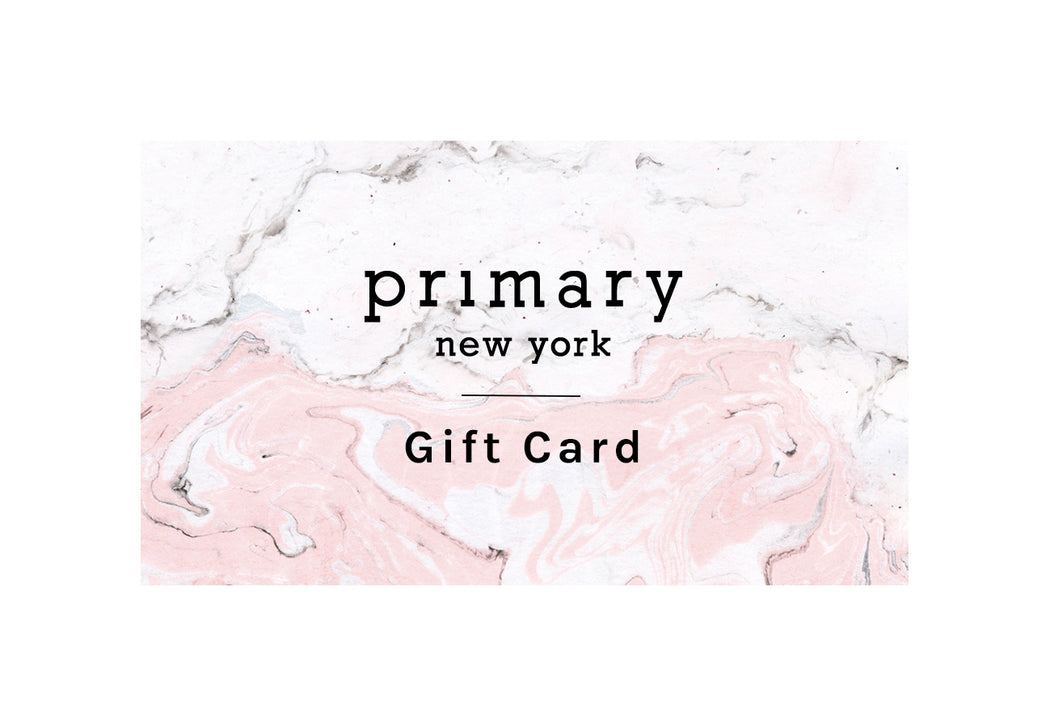 Gift Card - Primary New York