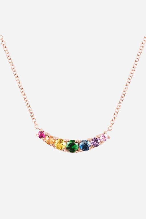 Rainbow Cinderella Necklace