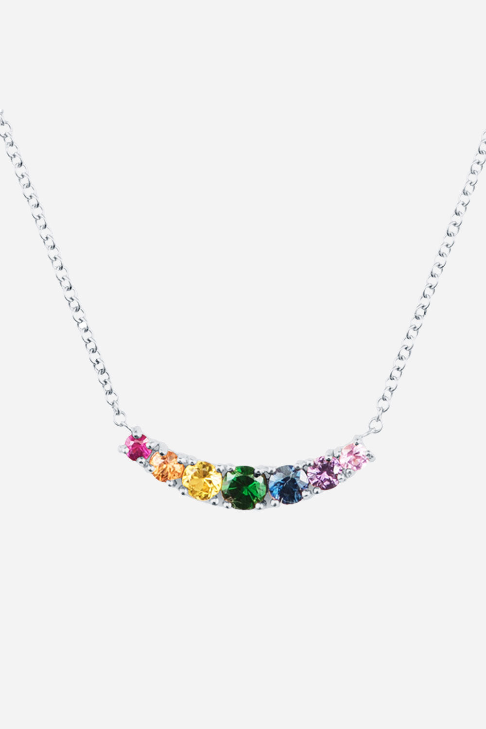 Carbon & Hyde Rainbow Cinderella Necklace