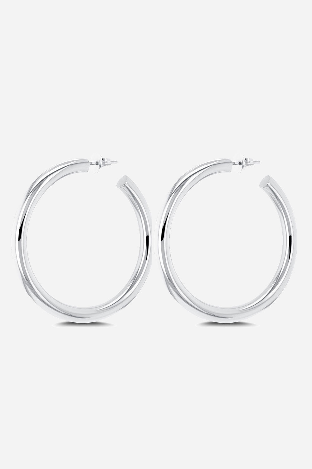 Carbon & Hyde Tube Hoops 4cm