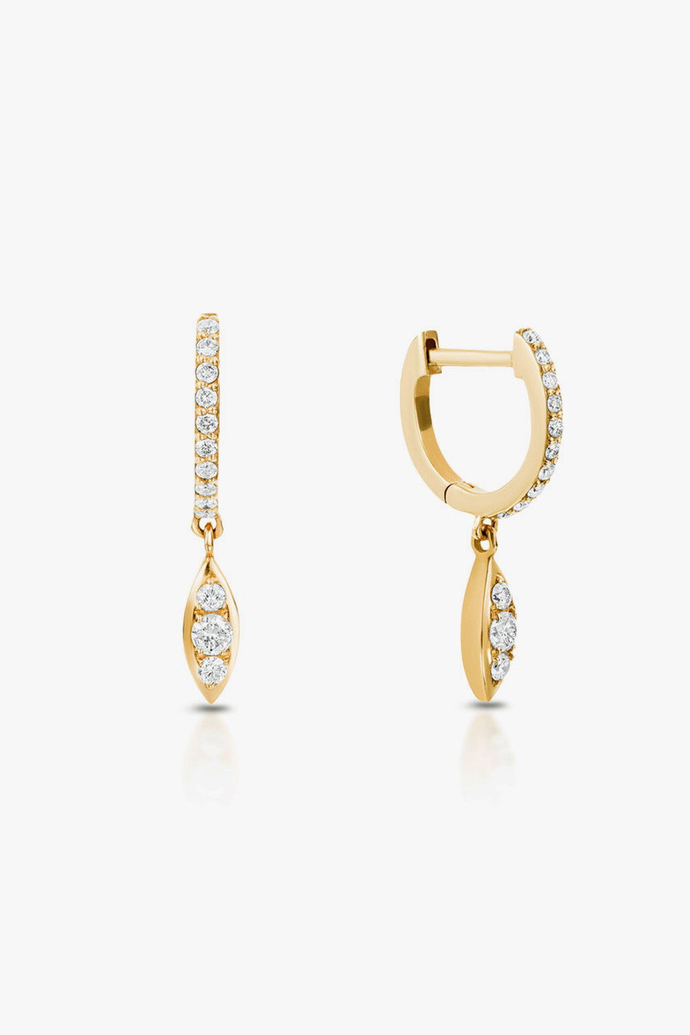 Carbon & Hyde Delilah Huggy Earring - Primary New York