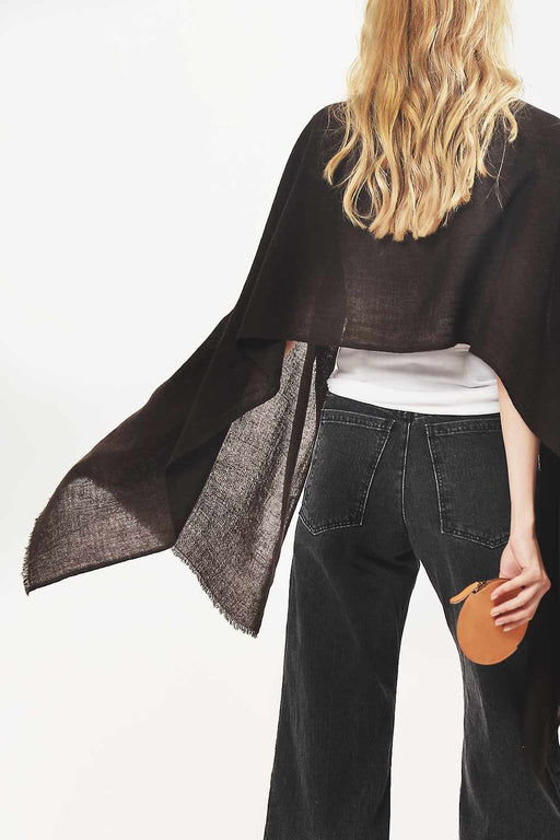Soft Cashmere Shawl - Primary New York
