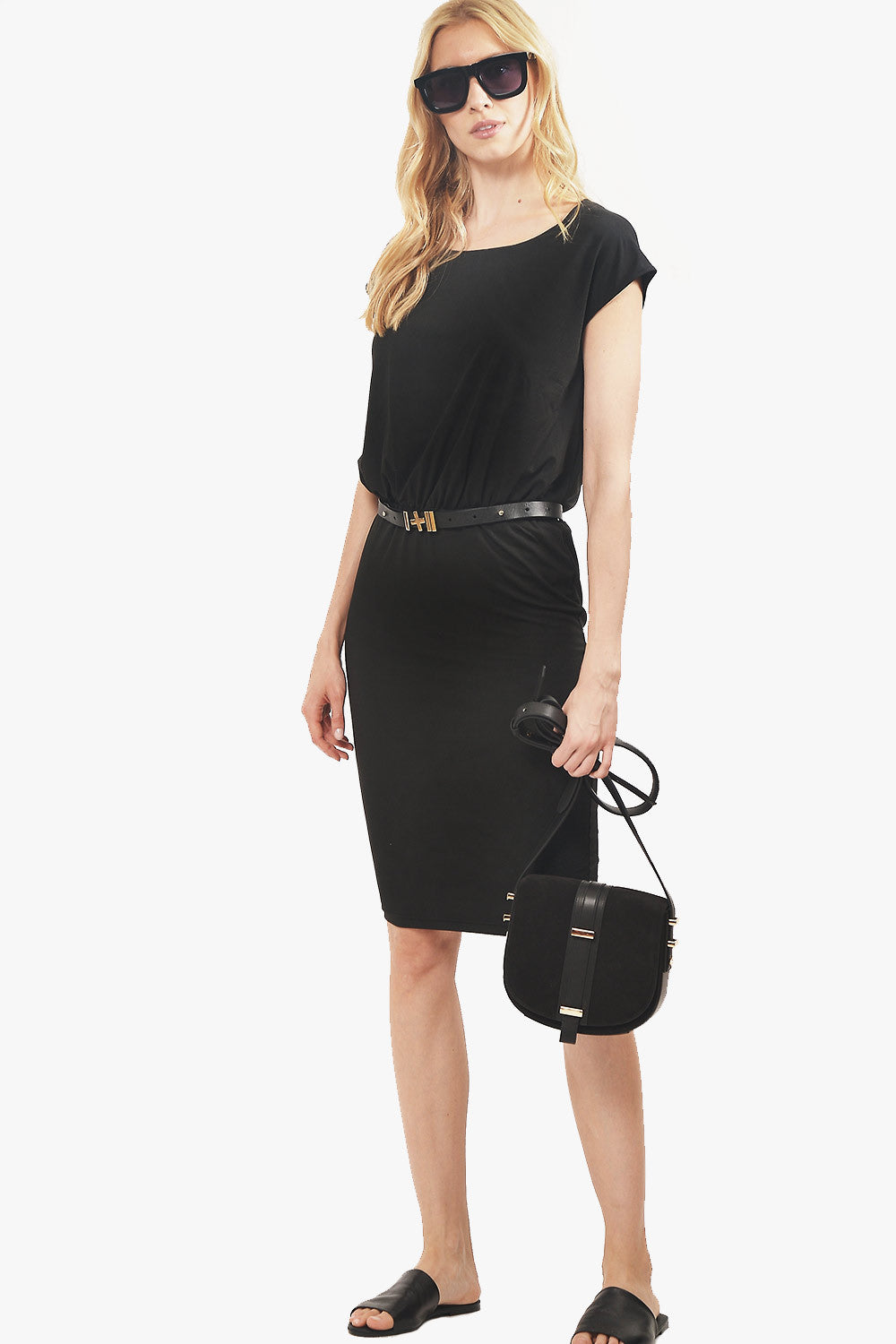 JUST FEMALE Cole Dress - Primary New York