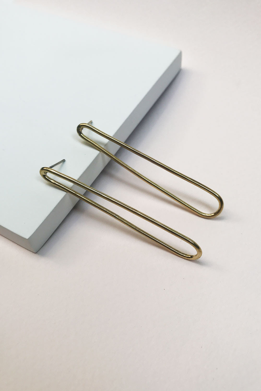 SOKO Pia Outline Stud Earrings - Primary New York