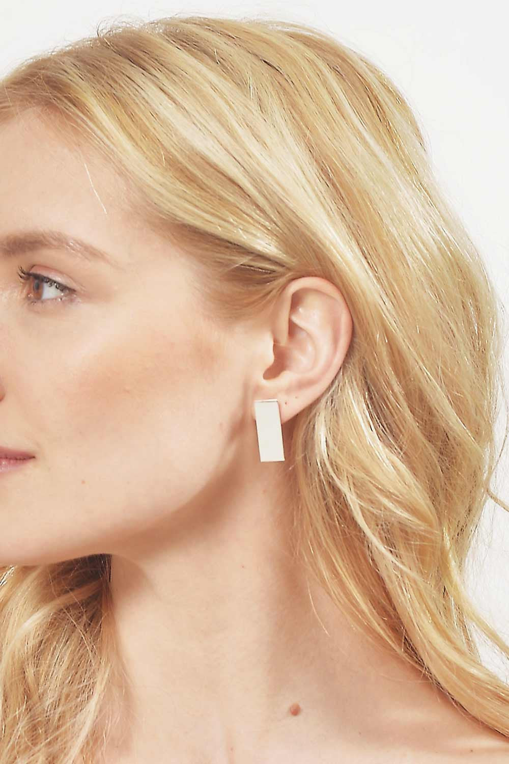 Tarin Thomas Mini Andie Earrings - Primary New York