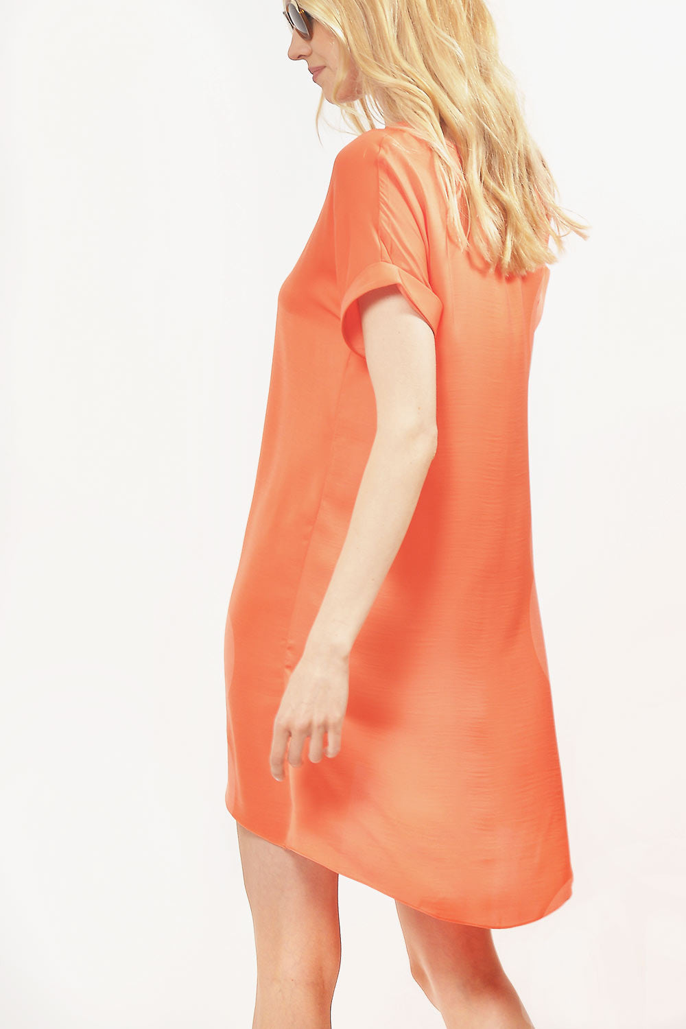 Tee Dress - Primary New York