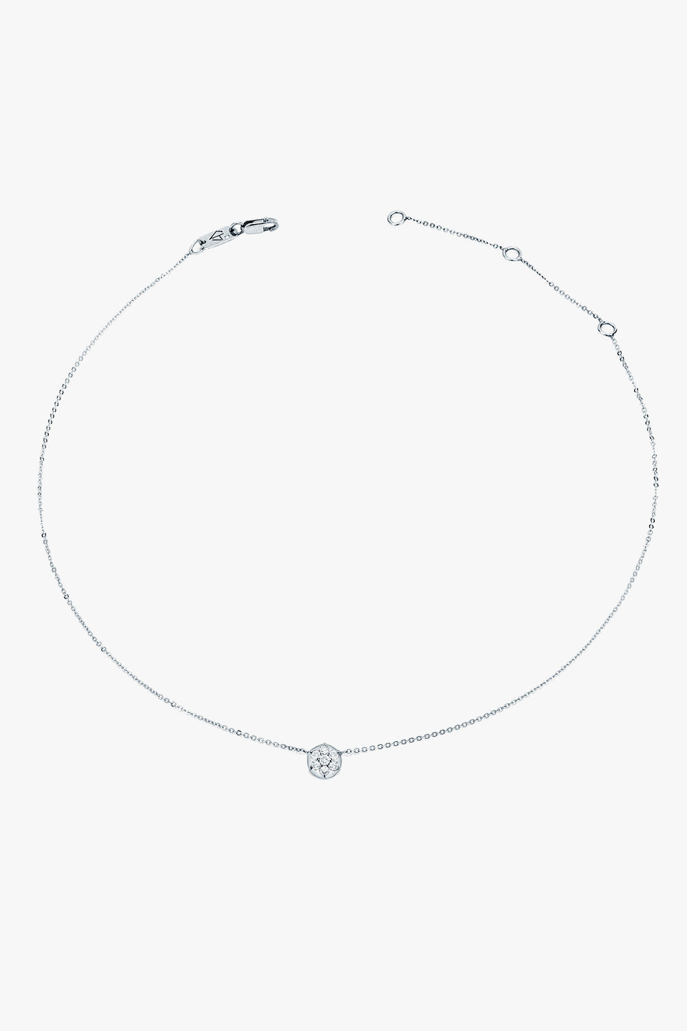 Carbon & Hyde Bullet Choker Chain - Primary New York