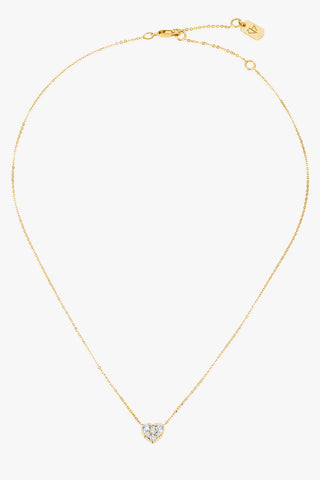 Carbon & Hyde Heart Choker Chain - Primary New York