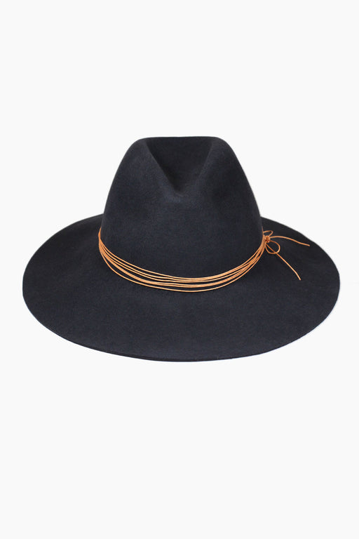 Artesano Wool Hat Navy - Primary New York