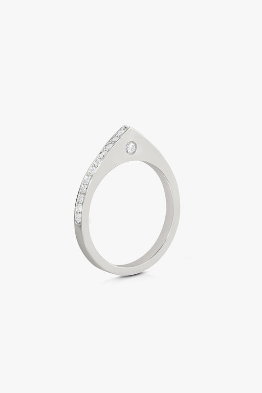 Carbon & Hyde Dewdrop Ring - Primary New York