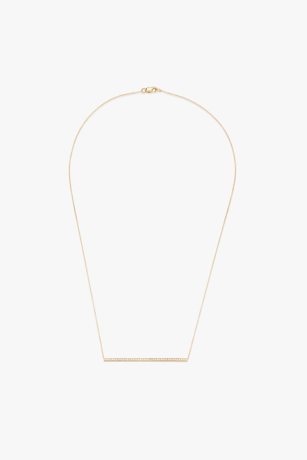 Carbon & Hyde Sidebar Necklace - Primary New York