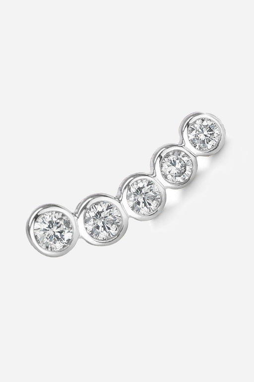 Carbon & Hyde Mini Cinderella Earrings - Primary New York