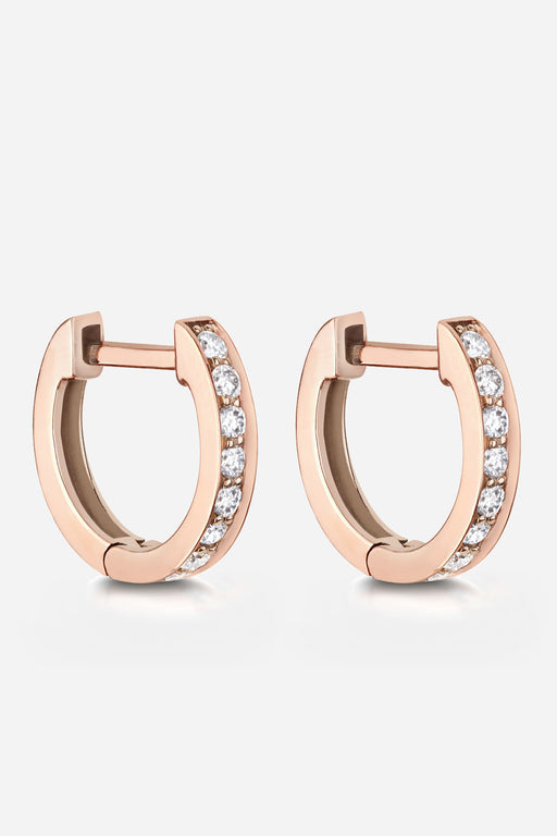 Carbon & Hyde Perfect Huggies Earrings - Primary New York