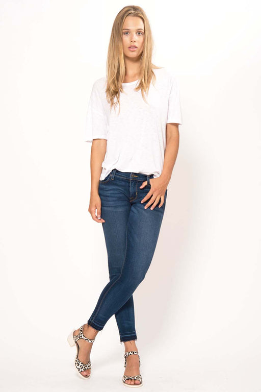 Hudson Krista Crop Jeans - Primary New York