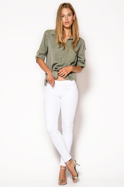 Krista Crop Jeans - 3 colors