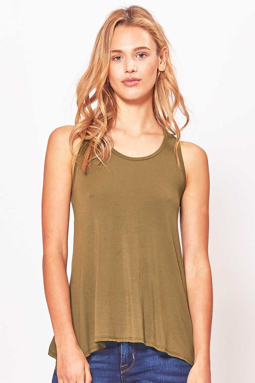 Joah Brown Perfect Shape Tank - Primary New York
