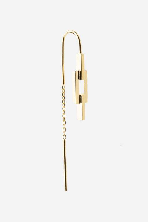 Maria Black Auro Chain Earring - Primary New York