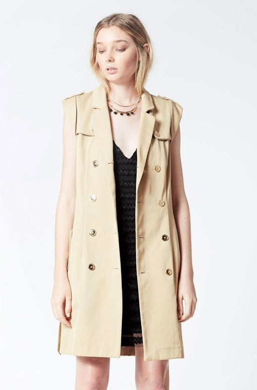 Trench Vest - Primary New York