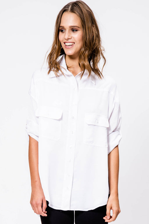 Wingback Shirt - Primary New York