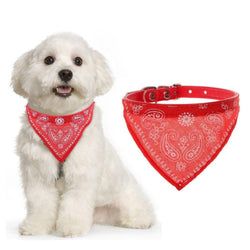 Adjustable Bandana Scarf Necktie for Dogs-Accessories-Pets Hub Home