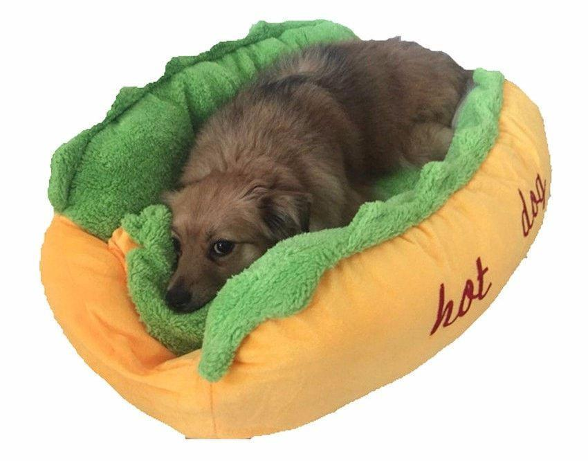 Cozy Hot-Dog Sofa Bed-unique-M-Pets Hub Home