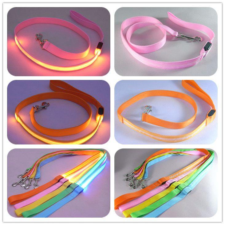 Dog LED Safety Glow Leash-Safety-Pets Hub Home