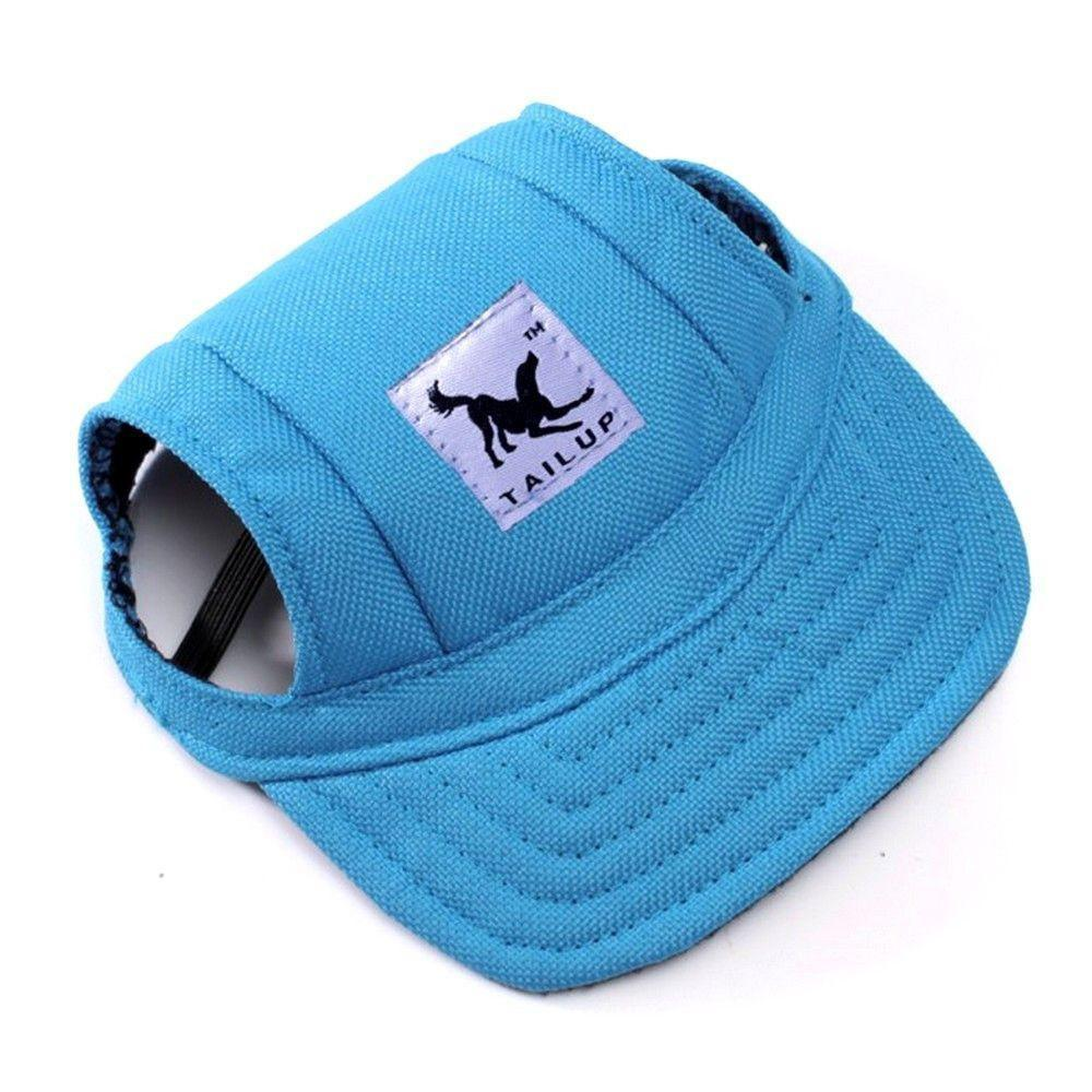 Dog Sport Hat / Baseball Cap - Protection with Style!-unique-Blue-S-Pets Hub Home