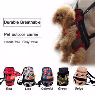 Dog/Puppy Breathable Carrier-Accessories-Pets Hub Home