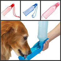 Foldable Dog Travel Water Bottle - 250 ml-Accessories-Pets Hub Home