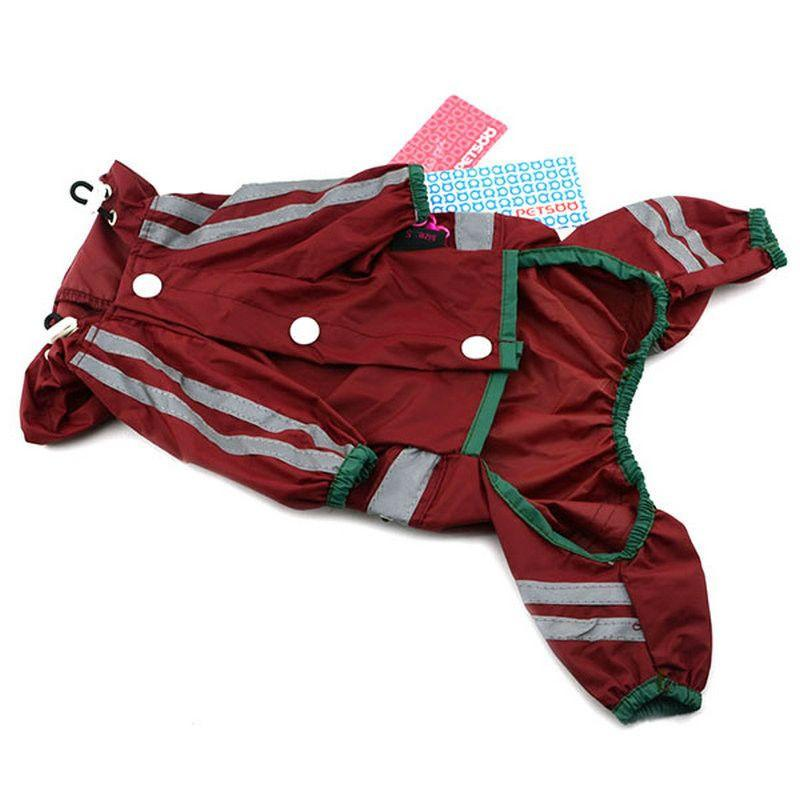 Raincoat / Jacket with hoodie-Apparel-Pets Hub Home