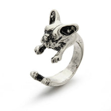 French Bulldog Adjustable Ring