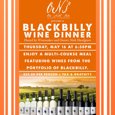 Blackbilly Wine Dinner
