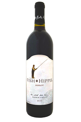 Fish Hippie Old Gentleman Merlot 2017 Case