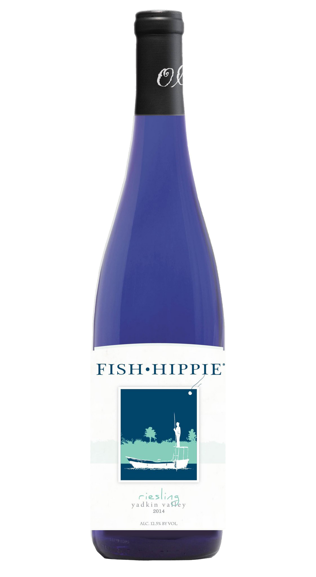 Fish Hippie Riesling Case