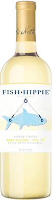 Fish Hippie Seersucker Social Sweet White Muscadine