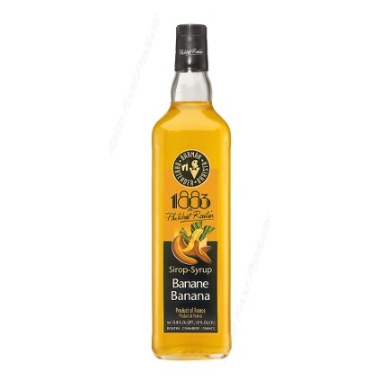 1883 Banana Syrup 1000 mL
