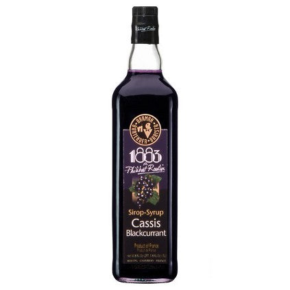 1883 Black Currant Syrup 1000 mL