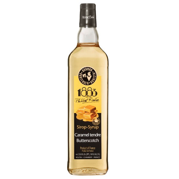 1883 Butterscotch Syrup 1000 mL