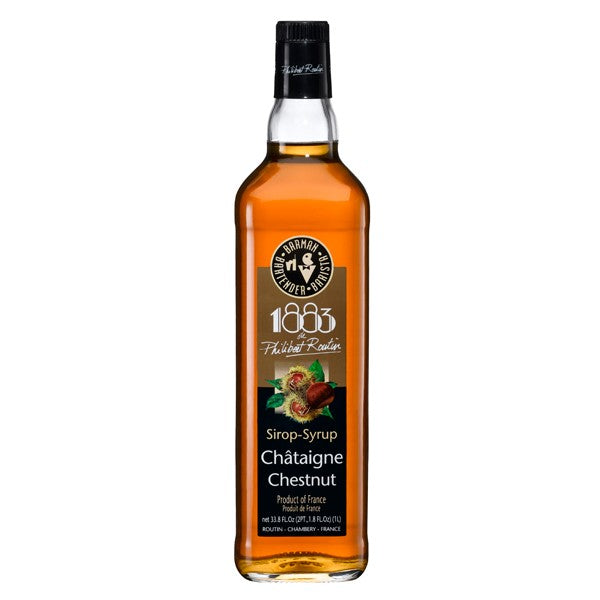 1883 Chestnut Syrup 1000 mL