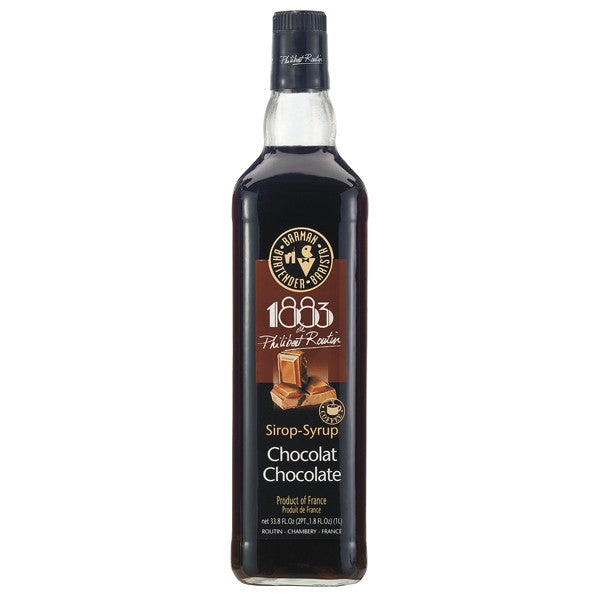 1883 Chocolate Syrup 1000 mL