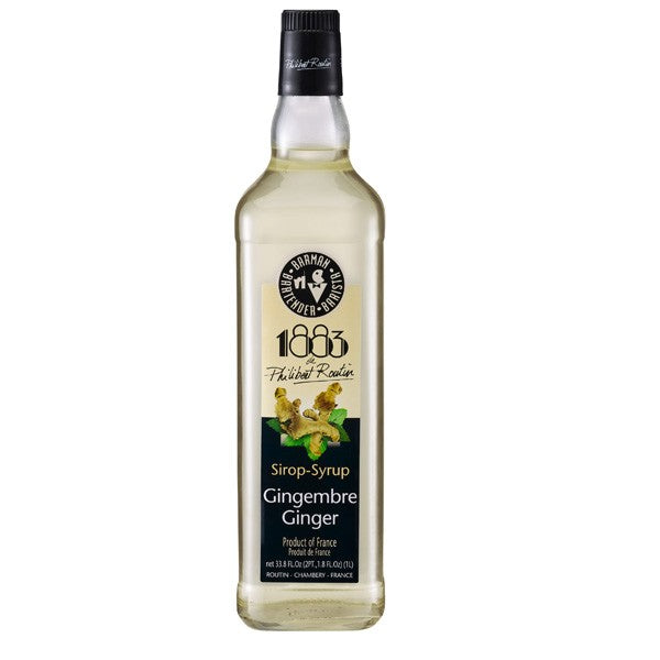 1883 Ginger Syrup 1000 mL