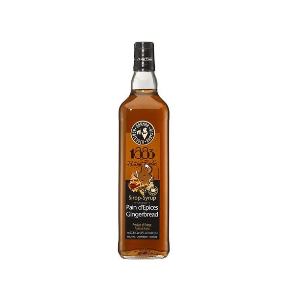 1883 Gingerbread Syrup 1000 mL