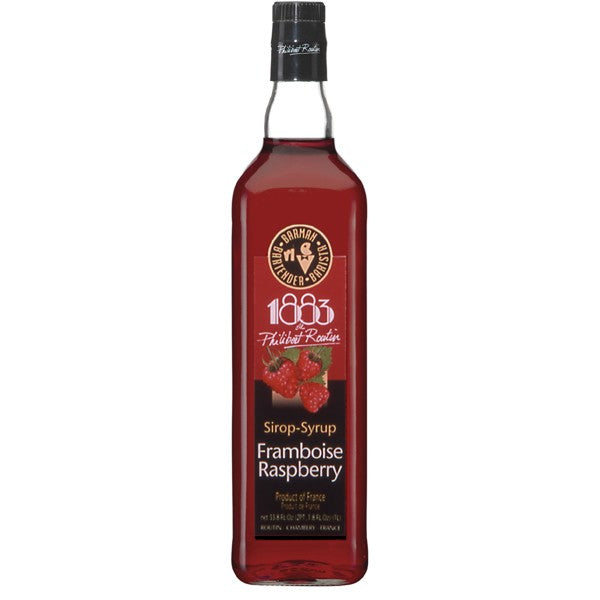 1883 Raspberry Syrup 1000 mL