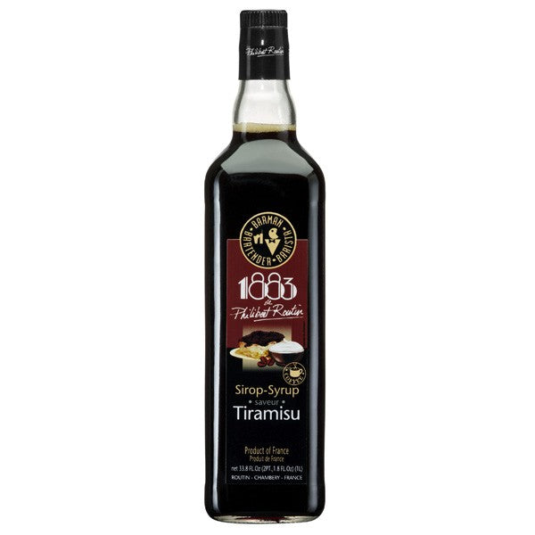 1883 Tiramisu Syrup 1000 mL