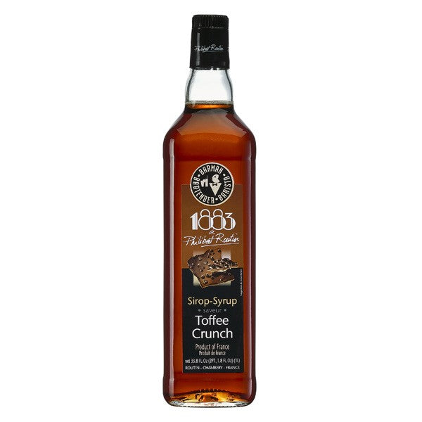 1883 Toffee Crunch Syrup 1000 mL