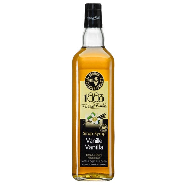 1883 Vanilla Syrup 1000 mL