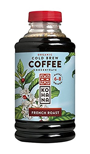 Organic French Roast Coffee Concentrate 32 oz