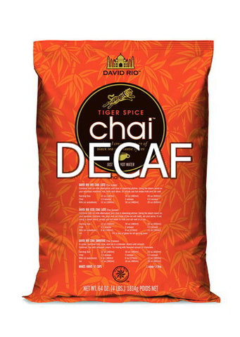 David Rio Tiger Spice Chai 14oz