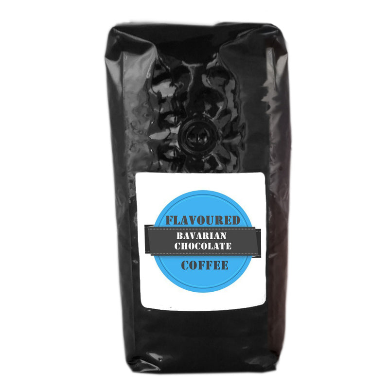 Bavarian Chocolate Flavoured Coffee 16oz
